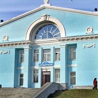 """Логотип Дом культуры """"Приморский"""""""