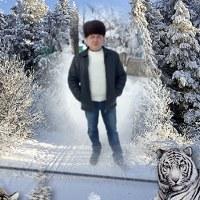 Фотография страницы Александра Мущенко ВКонтакте