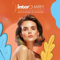 Логотип InterCHARM / Интершарм