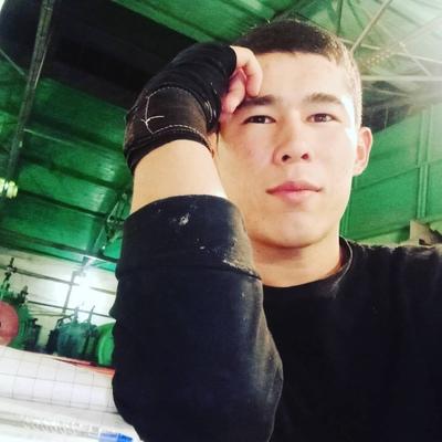 Аслан, 20, Astana