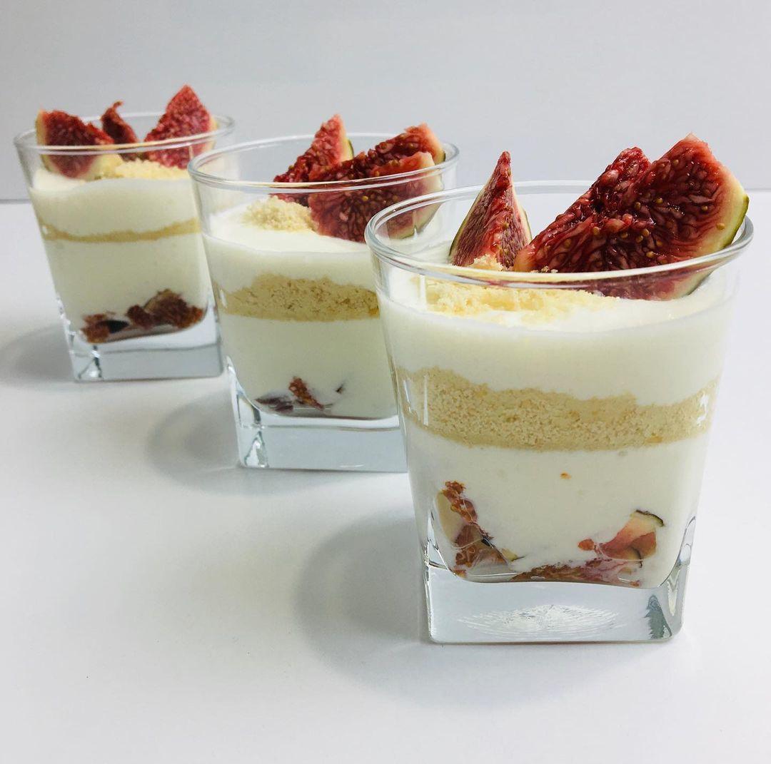 Нежный и необыкновенно красивый десерт