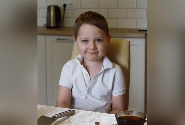 Родители 6-летнего воронежского мальчика Захара Мо...