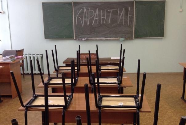 В Нижегородской области в связи с заболеваемостью ...