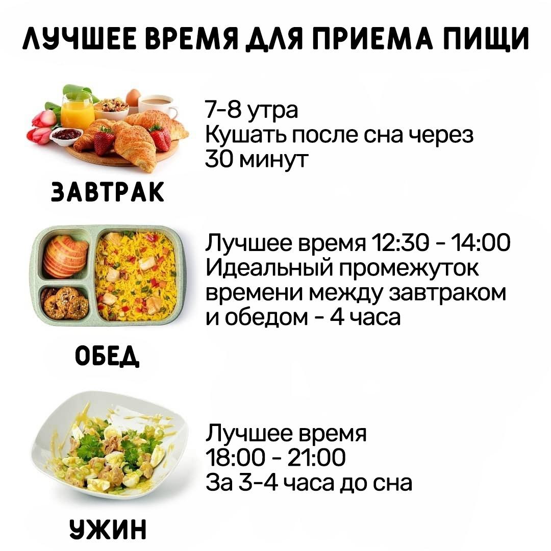 Полезная информация по питания для вас