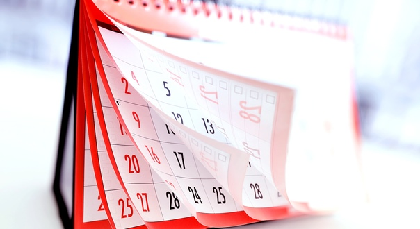 Выходным дням с 30 октября по 7 ноября быть.Владим...