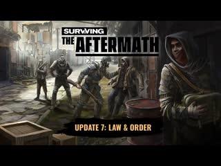 Surviving the Aftermath - Update 7: Law & Order Teaser