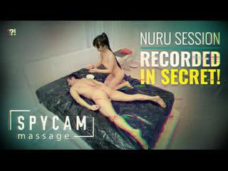 [LIL PRN] Nuru Massage - Jade Kush - Spycam Nuru Massage  1080p Порно, Asian, Big Tits, Brunette, Massage Parlor