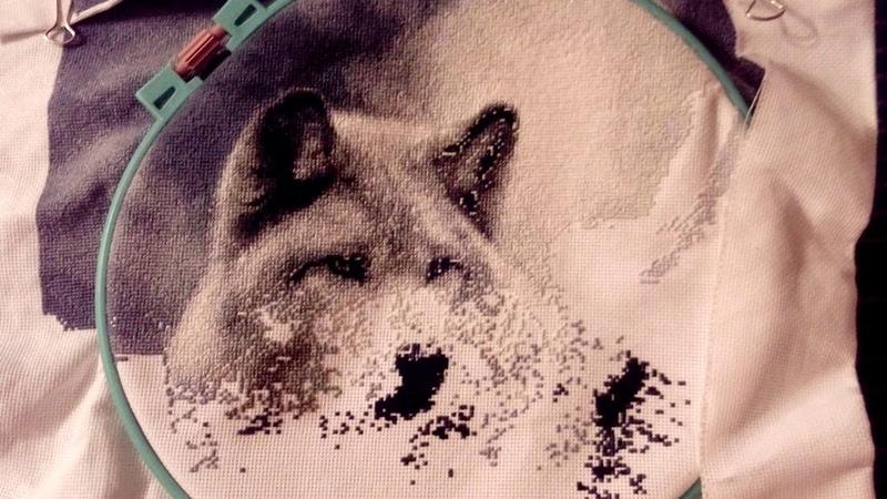 Белый волк отшив схемы Химеры