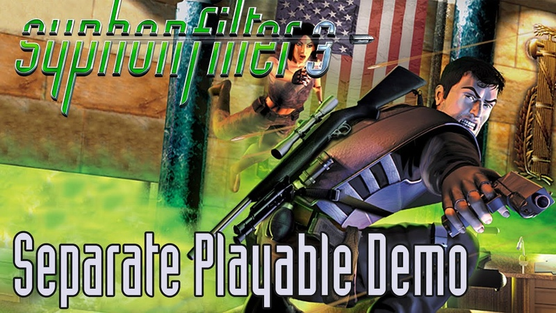 Syphon Filter 3 Separate Playable Demo