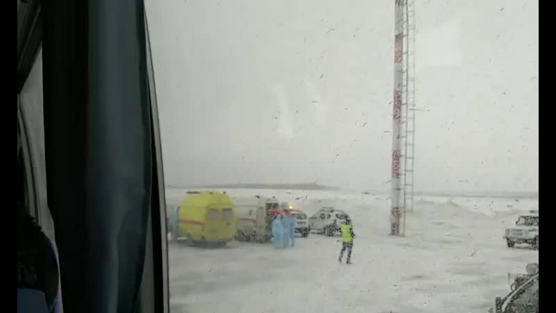 Самолёт из Китая приземлился в аэропорт Рощино в Тюмени