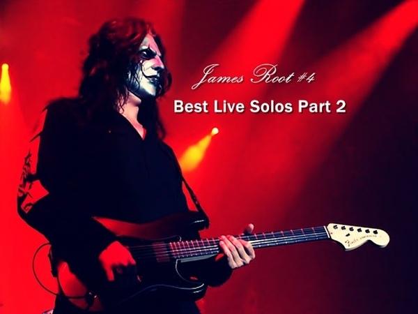 Slipknot's Jim Root Best Live Solos Part 2