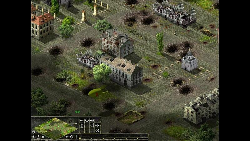 Mod RWG ToW | Sudden Strike Resource War | 2 vs 2 multiplayer. Nankampf