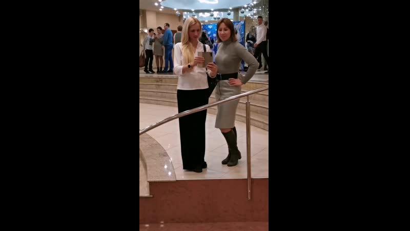 Спектакль Примадонны. Теарт Буфф