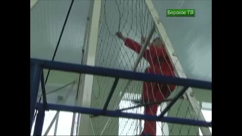 Вести Борского района Визит Ю Е Иванова Атамана Волжского войскового казачьего общества