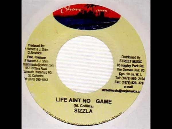 Sizzla Life Ain't No Game Nyahbinghi Riddim 2007