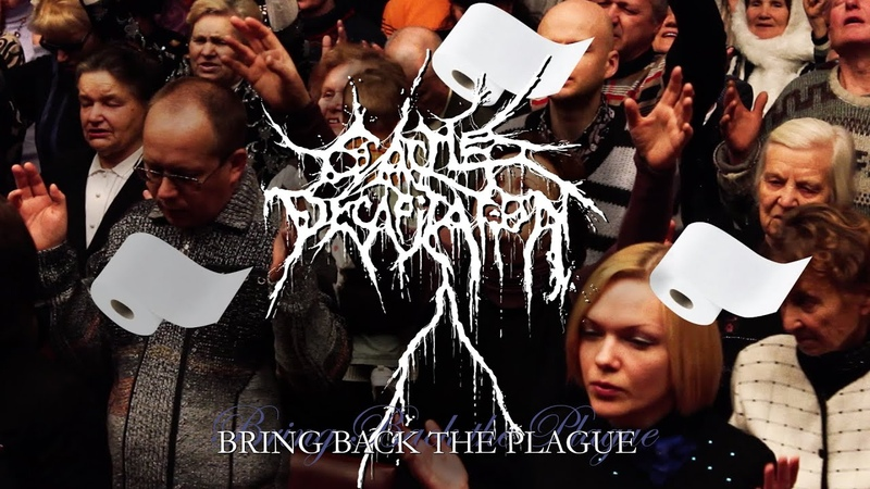 Cattle Decapitation Bring Back the Plague OFFICIAL VIDEO