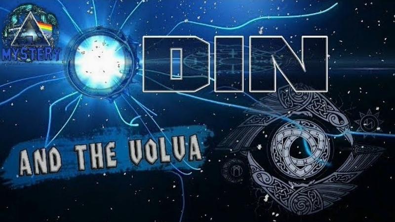 Odin And The Volva Norse mythology
