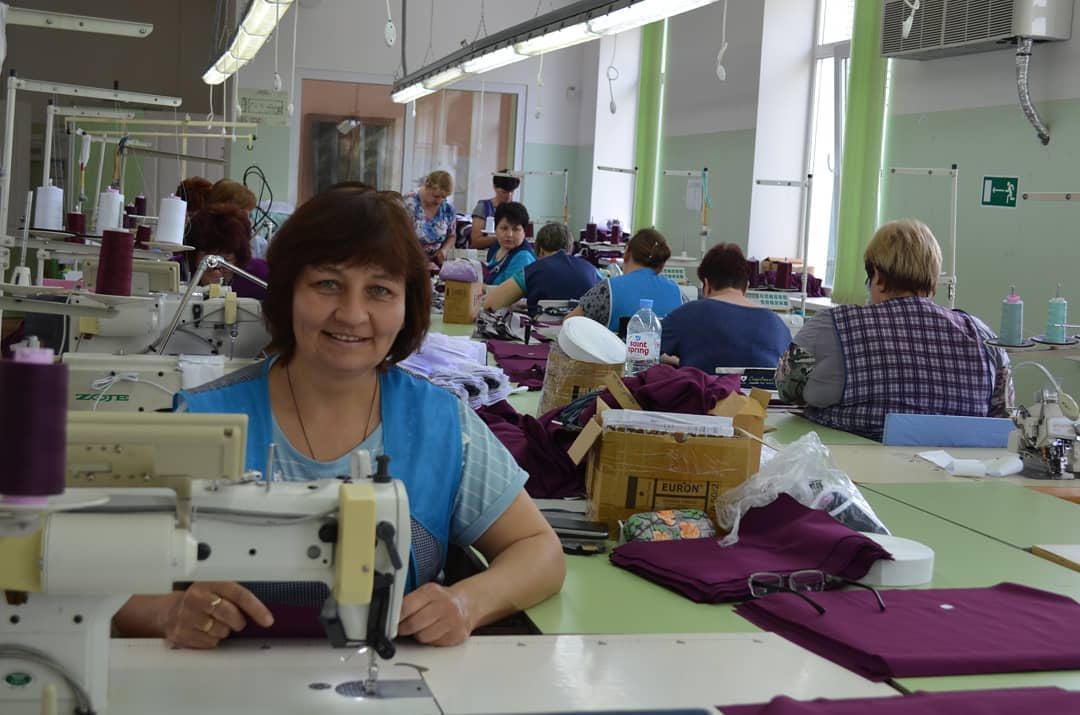 Сегодня, 14 июня, профессиональный праздник - День работников текстильной и лёгкой промышленности - отмечают сотрудники швейных, а также обувных, кожевенных, меховых и других предприятий этой