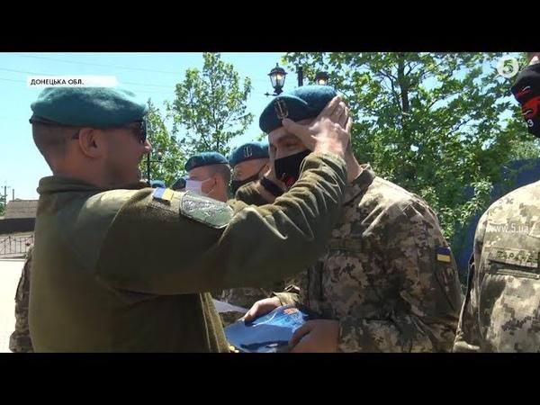 Пройшли випробування вогнем, водою та багнюкою Українські морпіхи відзначають професійне свято