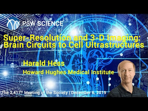 PSW 2417 Super Resolution and 3 D Imaging Harald Hess