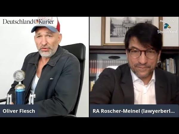 Anwalt über Kellner Chebli hat in der Revision kam eine Chance Markus Roscher Meinel im Gespräch