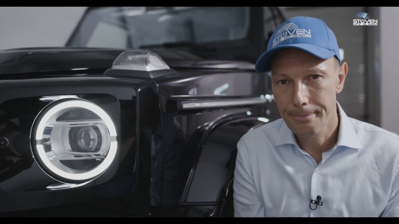 Mercedes G Klasse 2020 Diebstahl in Sekunden