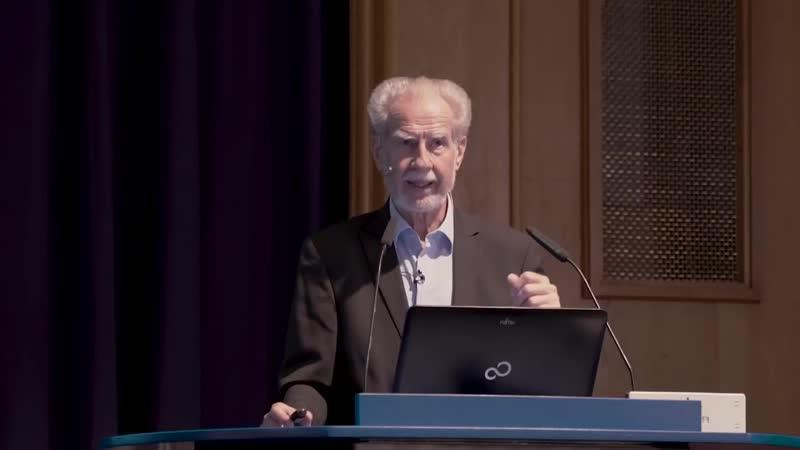 Fit mit Fett - ein Leben lang - Vortrag von Prof. Dr. med. Jörg Spitz