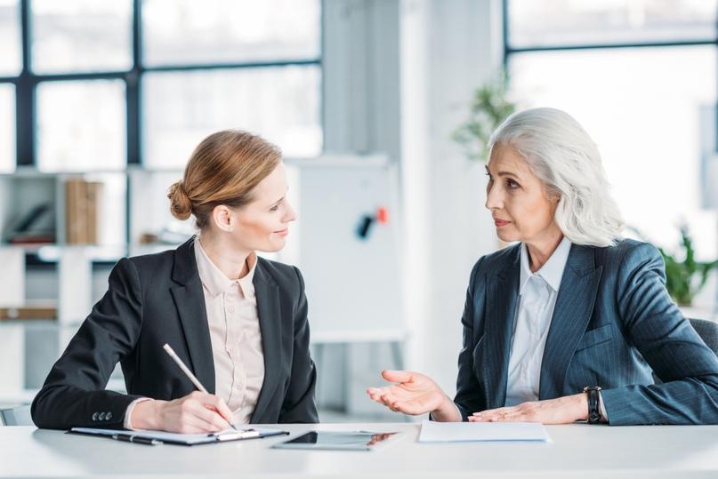Равенство — залог делового общения!