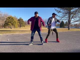 Егор Сесарев -  Химия (Kevin Davis Jr. & Jesse Alexander Sykes dance cover)