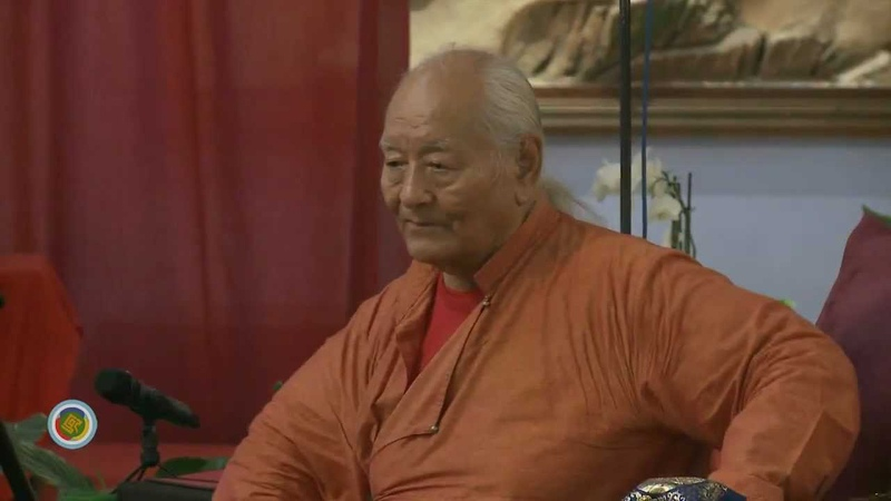 Chögyal Namkhai Norbus birthday 2012.mp4
