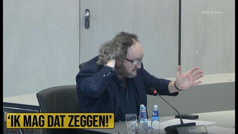 Graus PVV 'Ik dien het Nederlandse volk ' Politiek YouTube