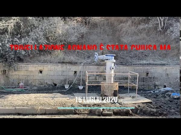 Napoli Campi Flegrei chiusa la fuoriuscita del getto geyser di 80 metri ma con quali rischi futuri