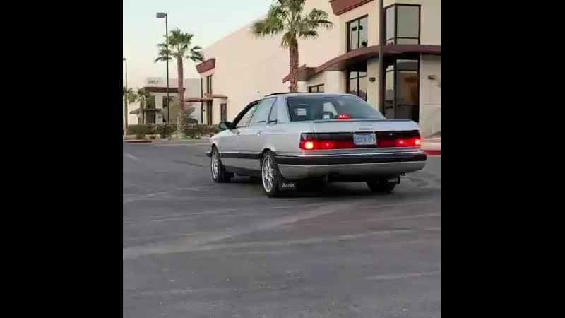 Quattro start Audi 200 AAN 3B 220hp 1990 mp4