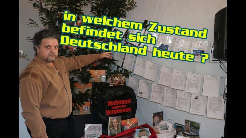 In welchem Zustand befindet sich Deutschland heute