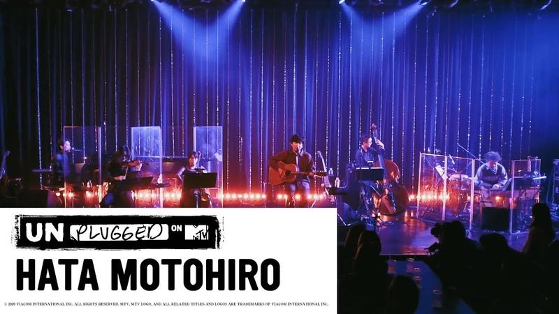 秦 基博 『Raspberry Lover』 Live at MTV Unplugged Hata Motohiro