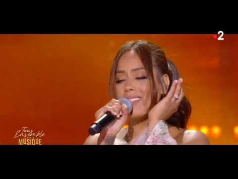 Amel Bent x Imen Es Jusqu'au bout Fête de la musique France 2