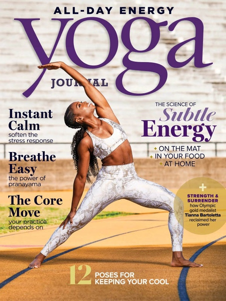 Yoga Journal 07.08 2020
