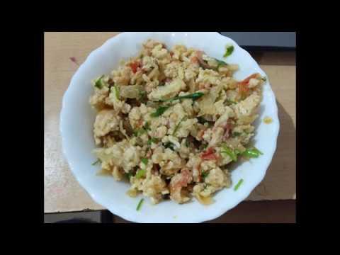 How to make Anda Bhurji Egg Bhurji Recipe Foodie with Dolly 2020