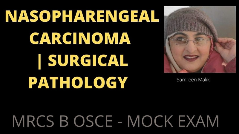 NASOPHARENGEAL CARCINOMA SURGICAL PATHOLOGY
