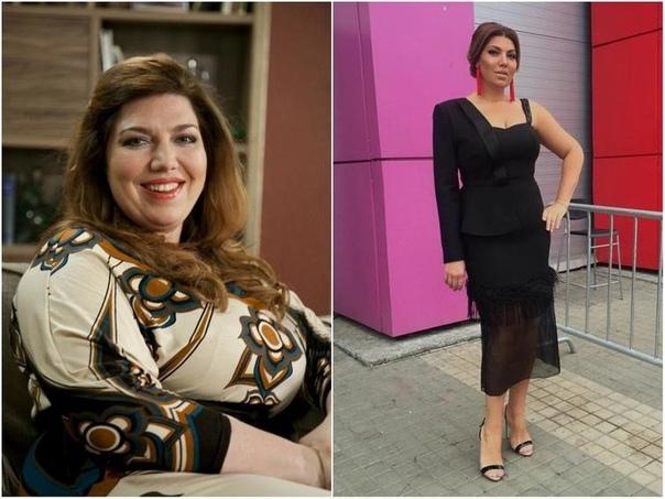 Английская актриса похудела