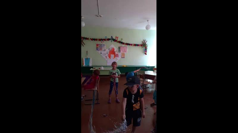 Live ДОО Парус Пристанской школы Таврического р н