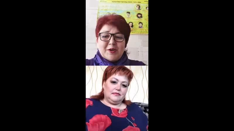 Фирүзә Ибәтуллина белән интервью