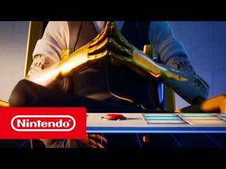 Второй сезон второй главы | Совершенно секретно (Nintendo Switch)