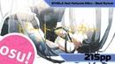 OSU! | DIVELA feat Hatsune Miku - Beat Syncer | 215pp(FC) | ★5.7★