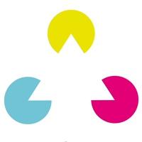 """Логотип Киноклуб """"Треугольник'"""