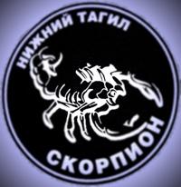 Скорпион Нижний Тагил