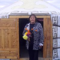 Монгуш Светлана (Кыртынмай)