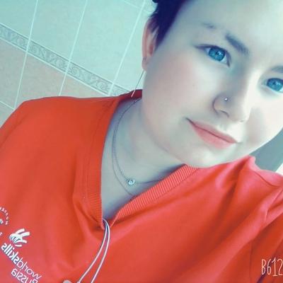 Anastasiya, 19, Tikhvin
