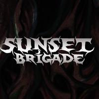 Логотип SUNSET BRIGADE (Groove/Thrash Metal)