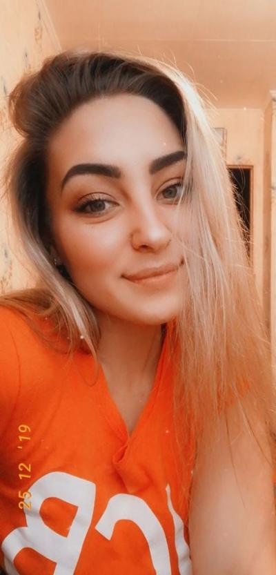 Леся, 20, Cherepovets